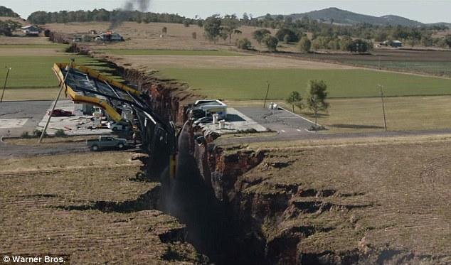 كارثة زلزالية مرتقبة في الولايات المتحدة بسبب فالق سان أندرياس!
