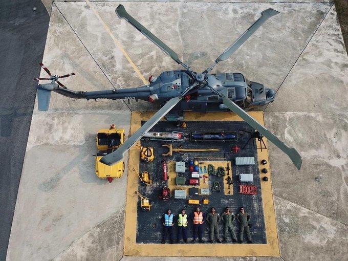 Вертоліт Super Lynx ВМС Малайзії
