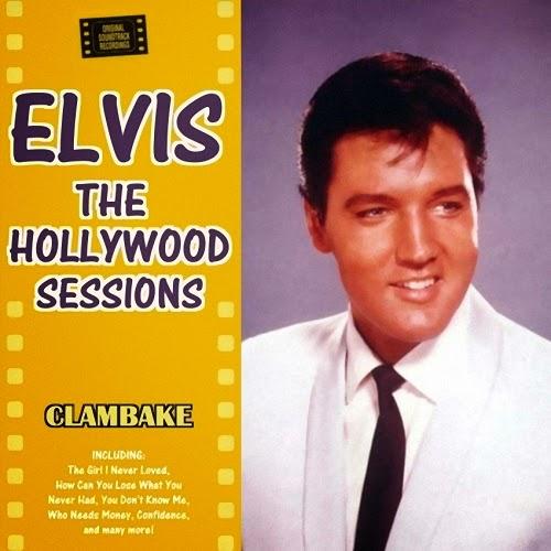 Clambake Elvis Presley – Jerusalem House