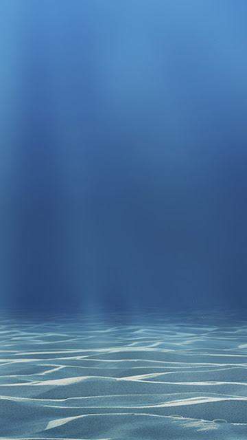 Blue Wallpaper iPhone 7