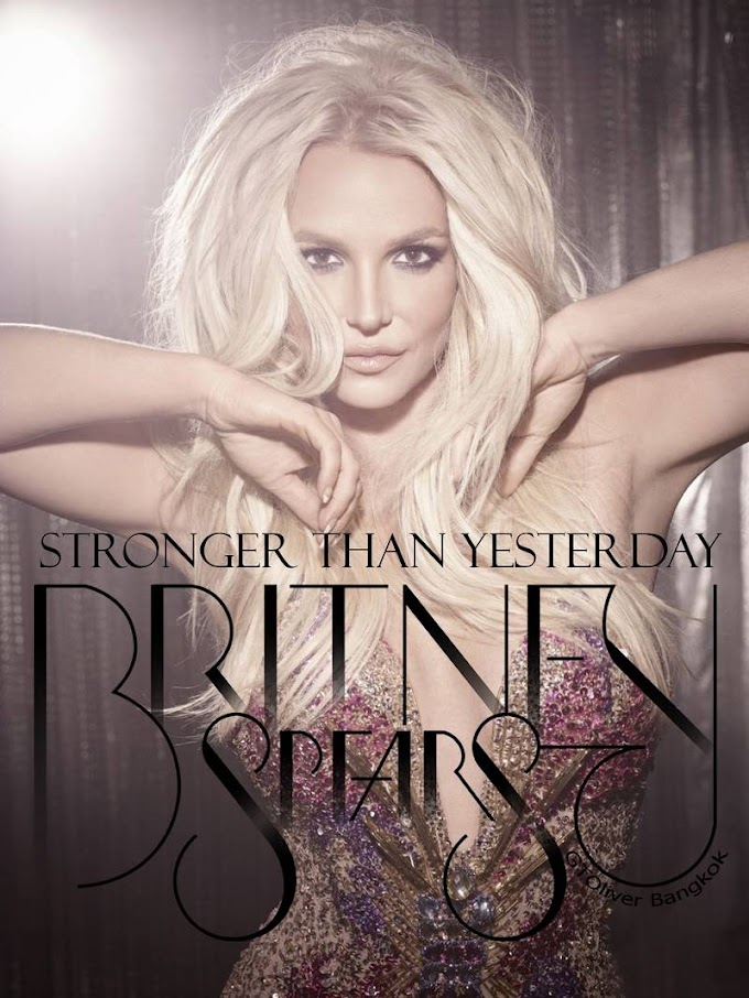 Britney Spears - Stronger Than Yesterday (GTOliver Mix Set)