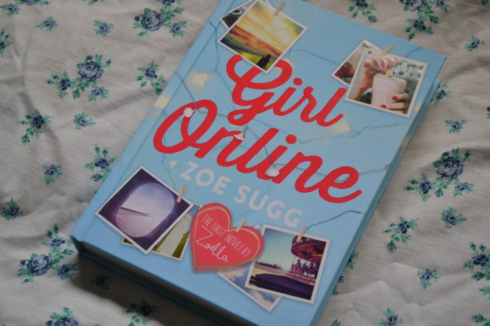 Zoella Zoe Sugg Girl Online Book Review