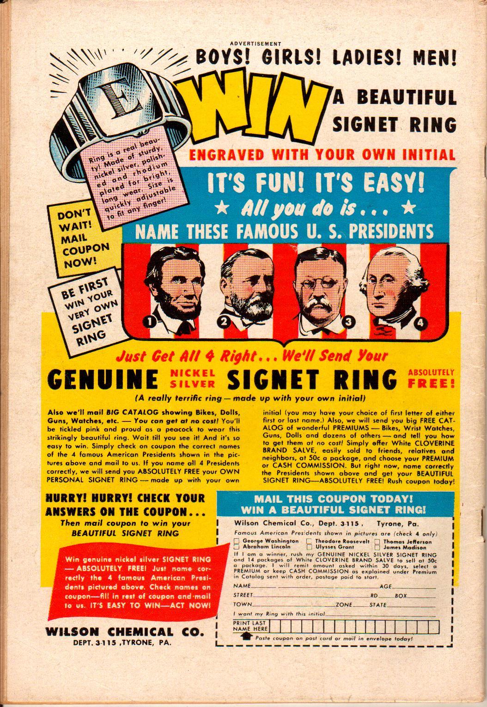 Strange Adventures (1950) issue 118 - Page 36