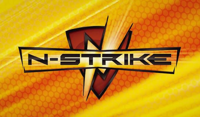 N-strike Dòng Súng Nerf Khởi Nguồn Cho Súng Đồ Chơi Đạn Mút Xốp