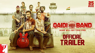 Qaidi Band – Official HD Trailer