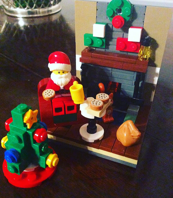 Lego Christmas sets