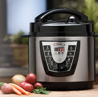 Electric pressure cooker for boiling peanuts