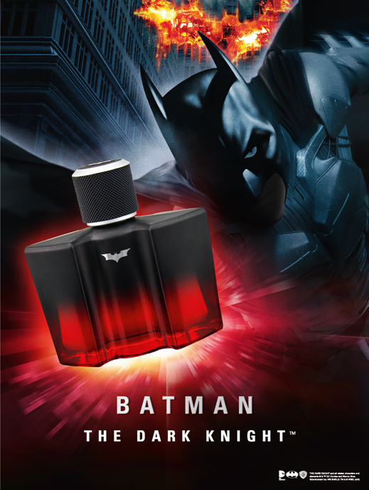 Batman - The Dark Knight Eau de Toilette Visual