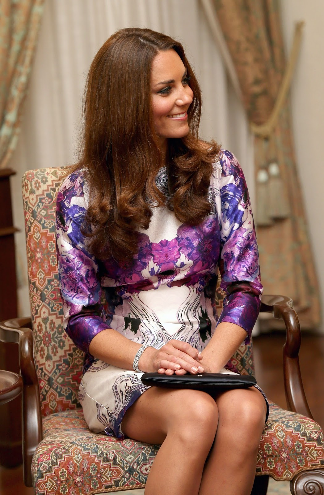 Kate Middleton trademark nude tights