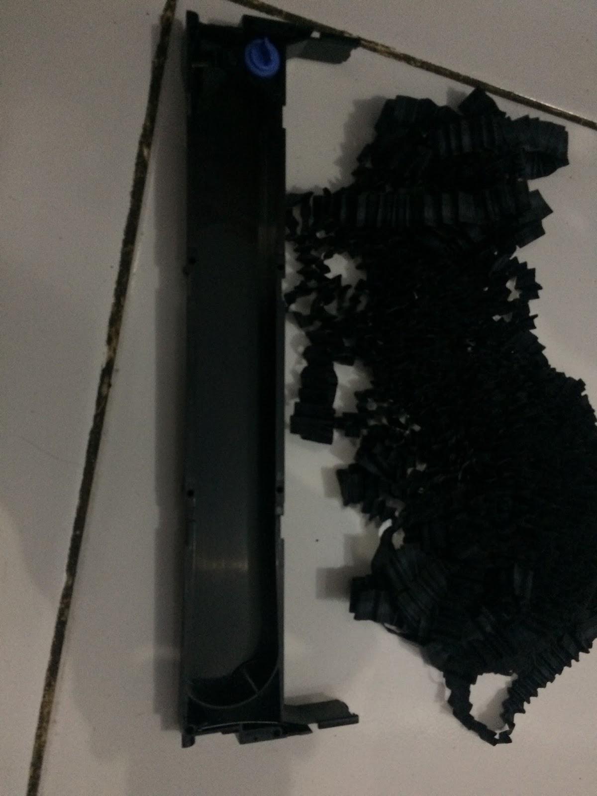 Cara Memasang Pita Printer Epson Lx 310 Sumberkomputer 2 Setelah Terbuka Lepaskan Yang Ada Di Dalam Casing Tersebut Lihat Gambar