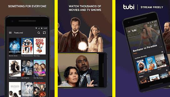تحميل تطبيق 2020 Tubi TV لمشاهدة الأفلام