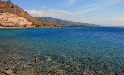 4 Fakta Keindahan Pantai Sonumbe Bima