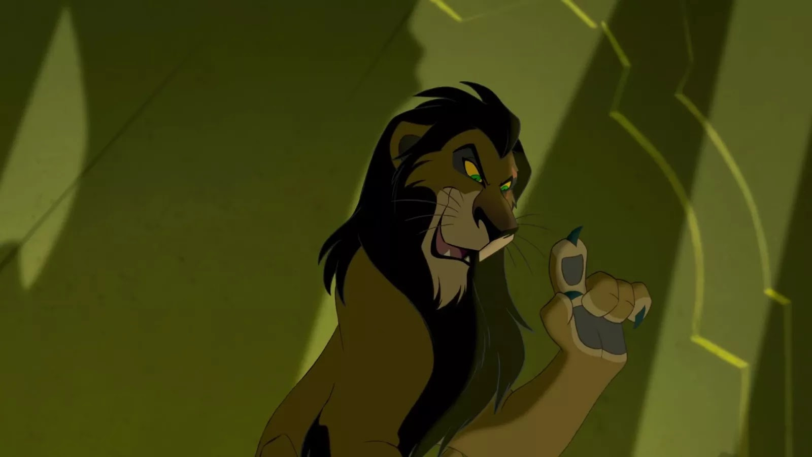 Chiwetel Ejiofor In Early Talk To Voice Scar In Disney's Remake Of 'THE LION KING'.