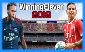 Download Winning Eleven 2018 Apk Konami Game on Android