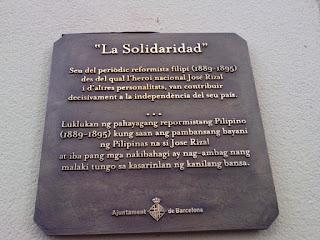La Solidaridad (Barcelona)