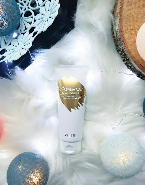 Avon, Anew Ultimate, Gold Peel-off Mask (Odmładzająca maseczka peel-off ze złotem)