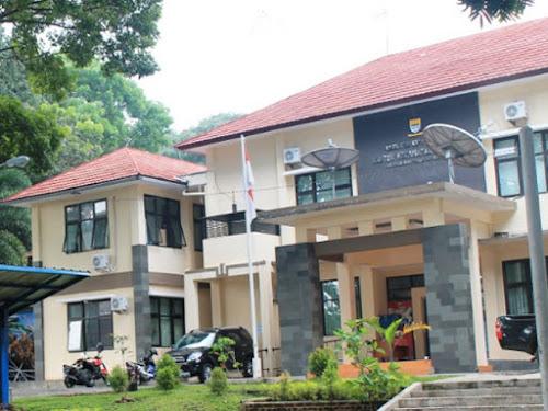 Kantor Kecamatan Cidadap