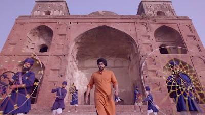 Arjun Kapoor HD Wallpaper In Mubarakan Movie
