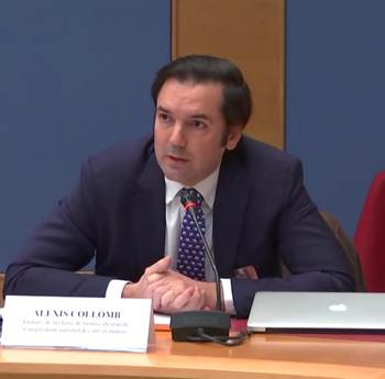 Blockchain France Mr Alexis Collomb (CNAM)