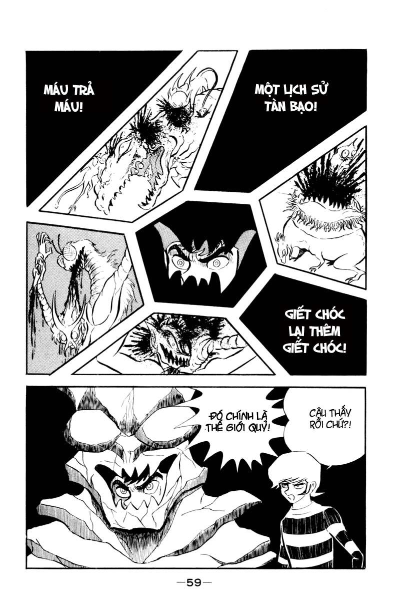 DevilMan chapter 2.1 trang 23