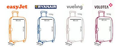 Emozioneavventura dimensioni bagaglio a mano trucchi per - Quante valigie si possono portare in aereo ...