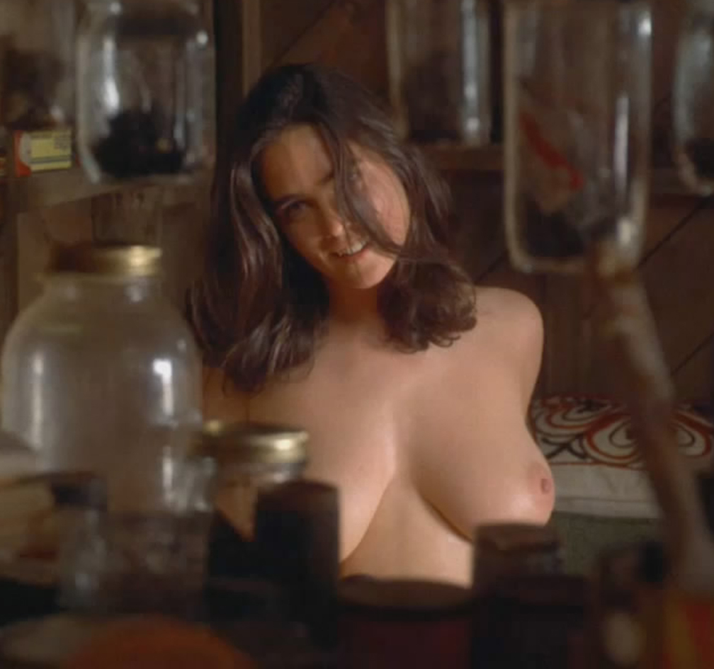 hot nude The spot jennifer connelly