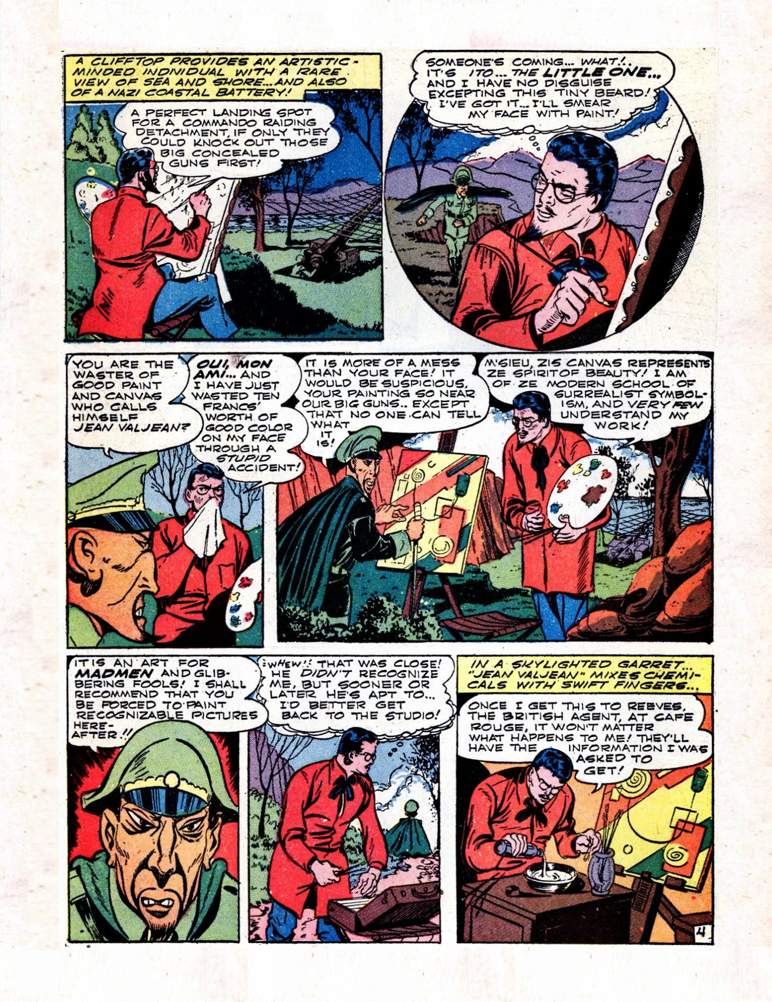 Read online Action Comics (1938) comic -  Issue #57 - 42