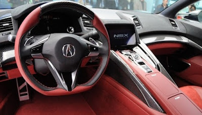 Acura NSX Hybrid 2017 Review, Specs, Price