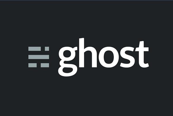 منصة Ghost