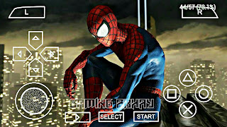 SPIDERMAN 3 PPSSPP 40MB DOWNLOAD