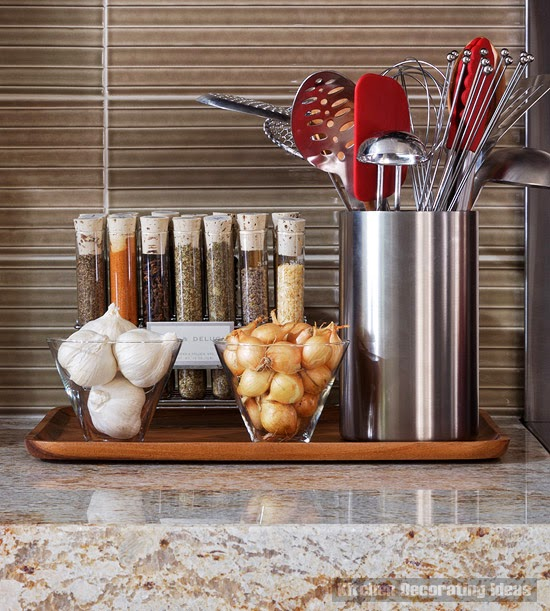 Small Living Room Decorating Idea: 10 Spice Storage Ideas And Solutions For Small Kitchens