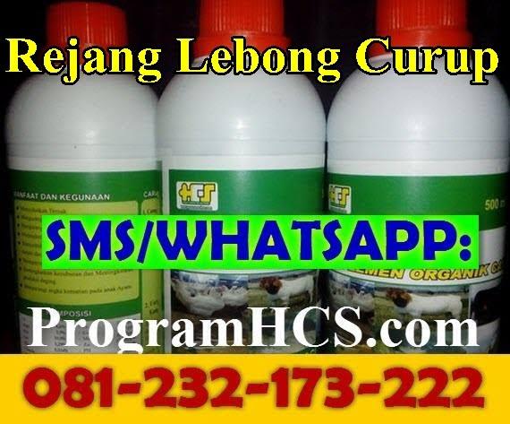 Jual SOC HCS Rejang Lebong Curup