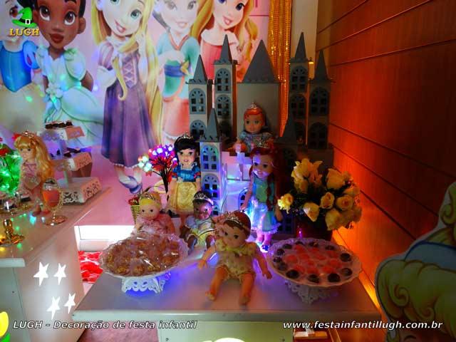 Decoração provençal Princesas Baby Disney