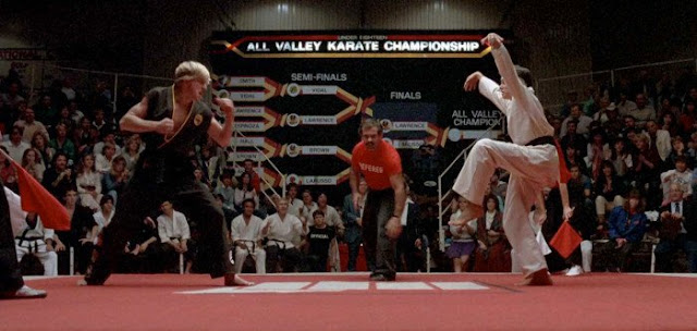 'Karate Kid' YouTube Series 'Cobra Kai' Is Faithful to the Movie, Not A Comedy [TCA 2018]