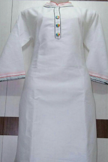 INDIAN SWAN INDEPENDENCE DAY SPECIAL KURTI – PLAIN