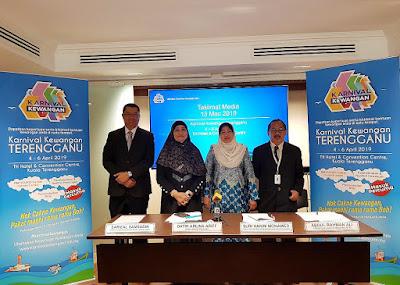Karnival Kewangan Terengganu Anjuran Bank Negara Malaysia