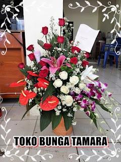 Bunga meja jakarta timur