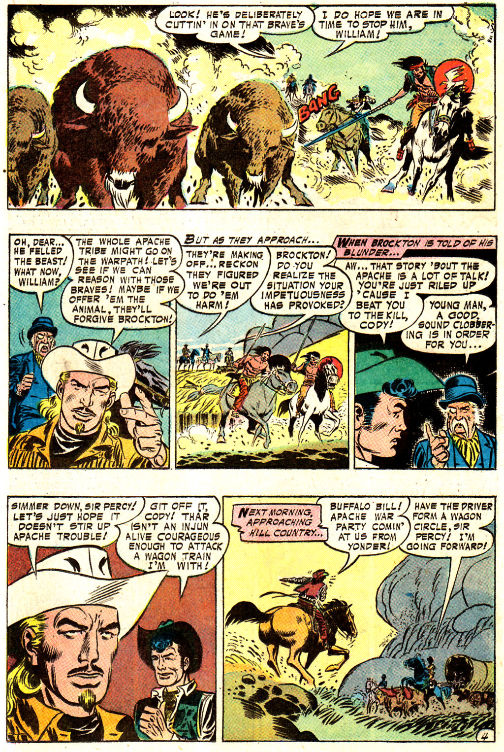 Read online All-Star Western (1970) comic -  Issue #7 - 31