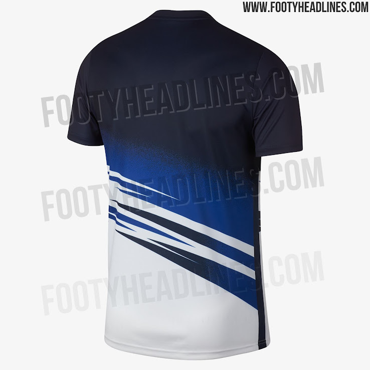 Chelsea 19-20 Pre-Match Shirt Leaked