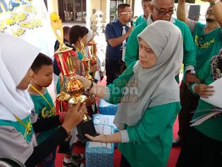 DP2KP Kota Cirebon Kejar Target Dengan Gemarikan