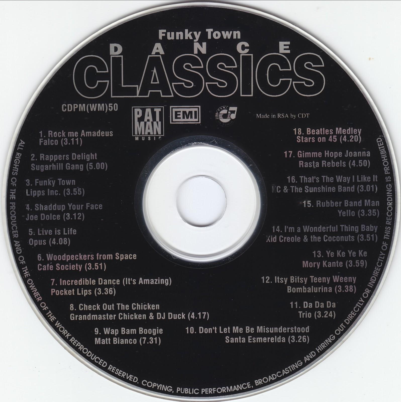 Teeny classics 5 cd 2 of 2 10