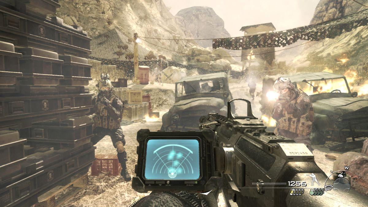 call of duty modern warfare 2 online play