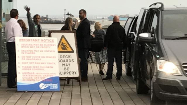 mark hamill at southend on sea