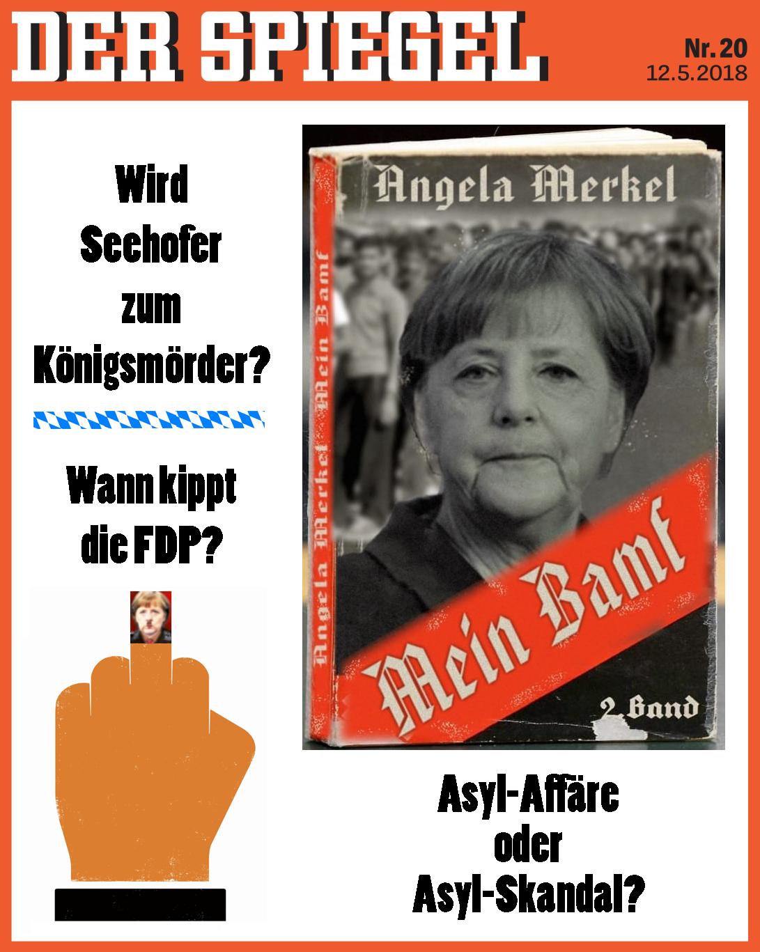 Merkel: Mein Bamf