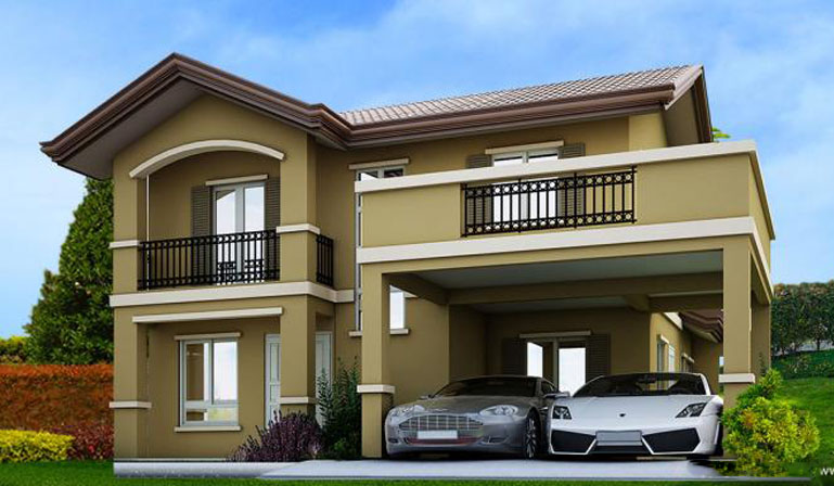 Greta - Camella Dasmarinas Island Park| Camella Affordable House for Sale in Dasmarinas Cavite