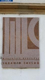BUILDINGS / Biblioteca Municipal Laranjo Coelho, Castelo de Vide, Portugal
