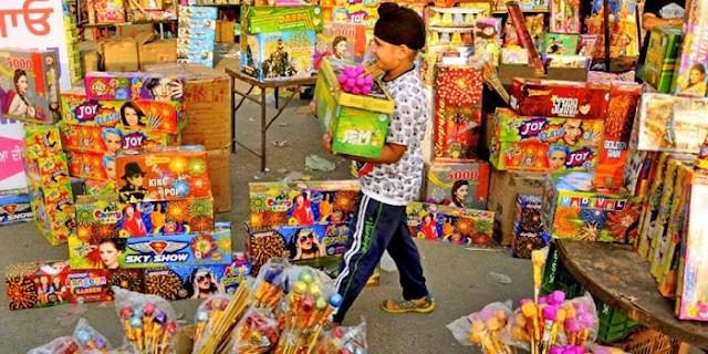 दीपावली पर आतिशबाजी के संदर्भ में सुप्रीम कोर्ट की गाइडलाइन | Supreme Court news