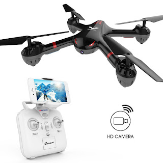 DROCON Cyclone Versión Wi-Fi FPV drone