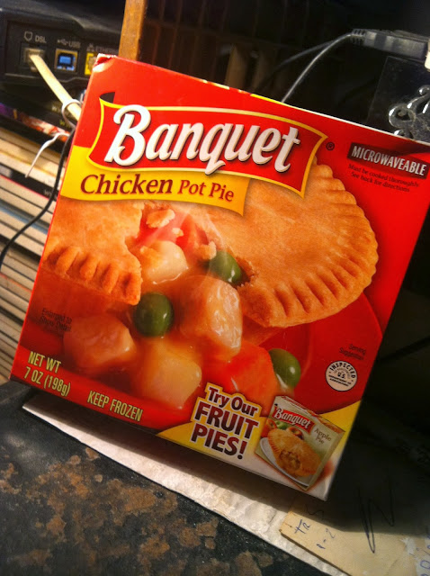 Dont Forget The Gravy Banquet Chicken Pot Pie