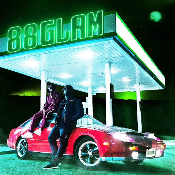 88GLAM - 12 (feat. Derek Wise & 88 Camino) - Single Cover